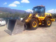 2008 JCB 436E HT wheel loader
