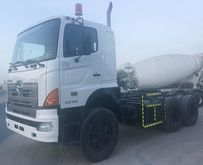 2008 HINO 4045 tractor unit