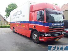 Used 2002 DAF FA CF7