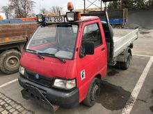 2006 PIAGGIO 22 T dump truck