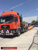 2002 MAN 41604 tractor unit + l