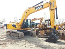2014 JCB JS220LCT4 tracked exca