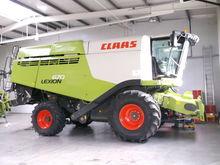 2016 CLAAS LEXION 670 combine-h