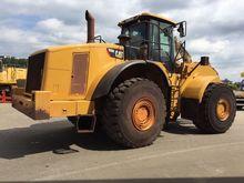 2007 CATERPILLAR 980H wheel loa