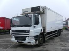 DAF CF75.310 refrigerated truck