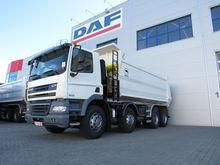 2016 DAF CF 85 410 dump truck