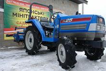 Used 2006 ISEKI TK25