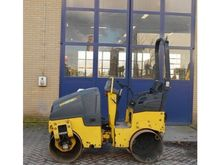 2012 BOMAG BW1000SC-5 road roll