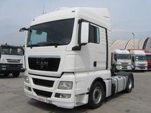 2013 MAN TGX 18.440 tractor uni