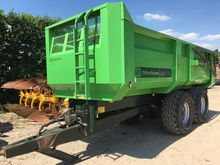 2005 MIEDEMA HST150 tractor tra