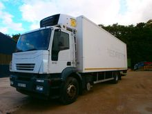 2004 IVECO Stralis refrigerated