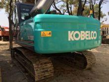 2015 KOBELCO SK200 tracked exca