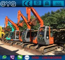 2015 HITACHI ZX75 US mini digge