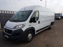 2015 FIAT Ducato Maxi closed bo