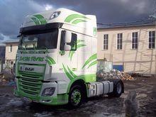 Used 2014 DAF xf 106