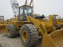 2013 CATERPILLAR 950G wheel loa