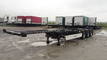 2012 KRONE container chassis se