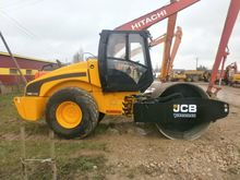 2008 JCB VM 146 single drum com
