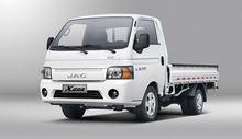 2016 JAC X 200 flatbed truck