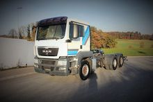 2009 MAN TGS 26.440 *4 chassis