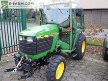 1999 JOHN DEERE 4200 wheel trac