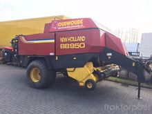 2003 HOLLAND BB 950 square bale