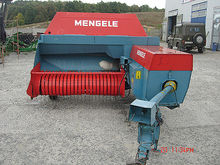 Mengele HP 490 (WELGER AP 400)