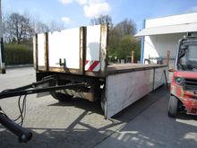 2004 ACKERMANN tilt trailer