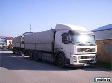 2003 VOLVO Fm12 tilt truck + ti