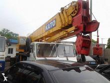 2010 KATO KR500 mobile crane