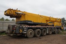 2008 XCMG QY100K mobile crane