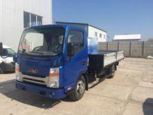 2016 JAC N56 flatbed truck
