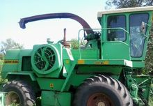 2005 ROSTSELMASH Don 680 forage
