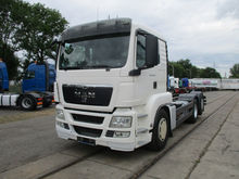 2012 MAN TGS 26.480 chassis tru