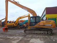 Used 2009 CASE CX210