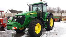 JOHN DEERE Traktor 7820 wheel t