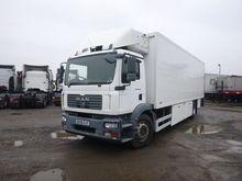 MAN TGM 18 240 refrigerated tru