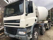 2005 DAF CF 85.390 concrete mix