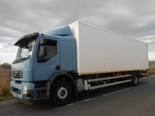 2007 VOLVO FE 320 closed box tr