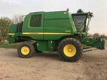2009 JOHN DEERE W650 combine-ha