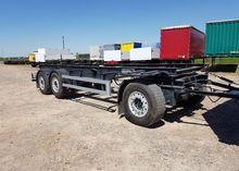 2003 KRAMER chassis trailer