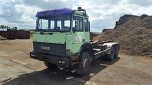 1991 IVECO 330.36 chassis truck