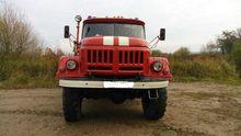 1993 ZIL 131 tank truck