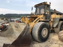 1990 HANOMAG 70E wheel loader