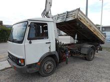 1985 IVECO 95.14 dump truck