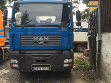 2006 MAN 23.350, concrete mixer