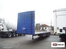 1999 INVEPE container chassis s