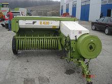 FORTSCHRITT K420, K430 (Welger,