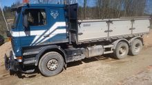 1990 SCANIA 113 6x2 tipper (ful