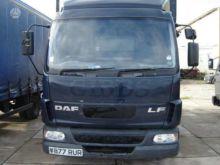 2001 DAF FA 45.150 truck curtai